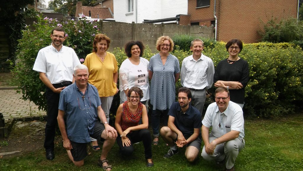 photo equipe synode familles