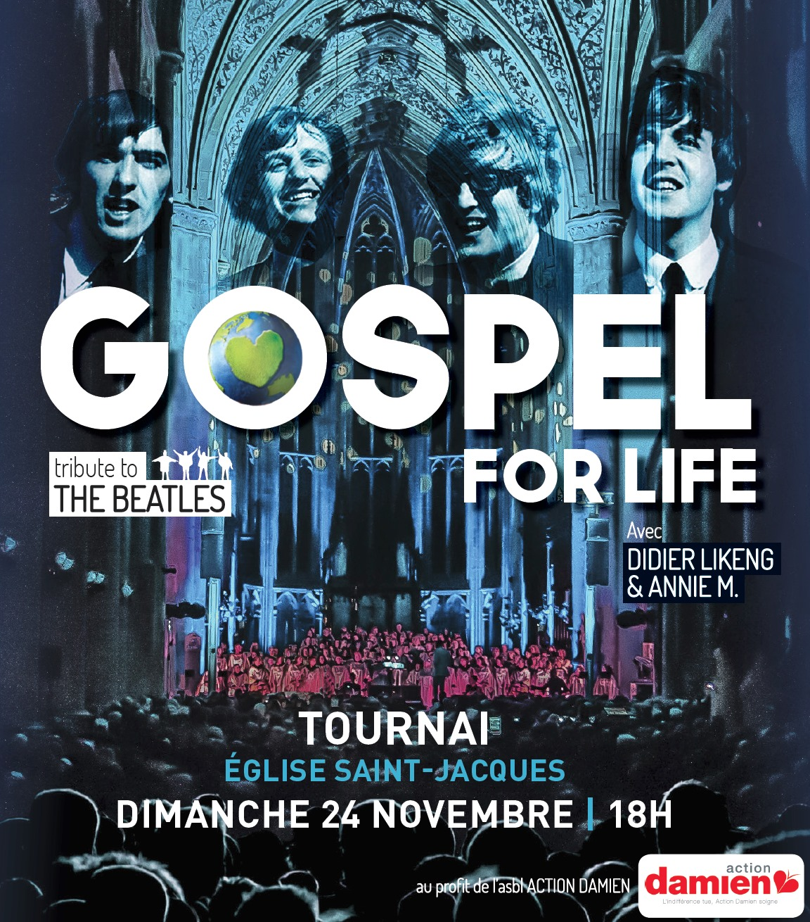 Gospel for life tournai 2019