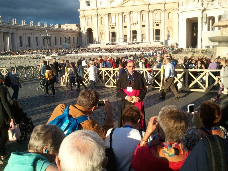 05 10 2016   Pelerinage diocesain Rome 20161